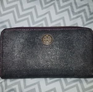 Tory Burch Leather Wallet